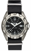Traser Special Force Titanium - NATO Strap - Tritium Illumination Tactical Watch