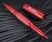 Tuff Writer Operator Tactical Pen - Rescue Red