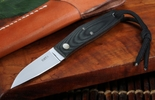 Waves - Hiroaki Ohta Fixed Blade Knife - SOLD