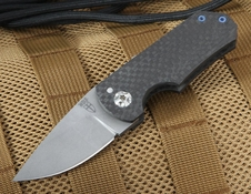 Will Zermeno Carbon Fiber Tactical Friction Folder