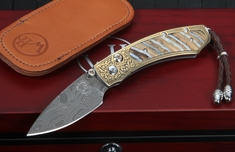William Henry B09 Genesis - Gold & Mammoth Tooth