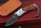William Henry B09 TIB - Ironwood Folding Knife