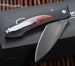 William Henry EDC E10-1 Cocobolo Inlay Folding Knife