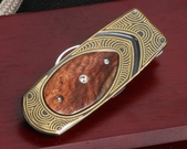 William Henry M1 Cayman Geneva - Money Clip