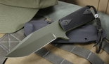 Wilson Tactical 1911 Bowie OD Gun Coat Knife