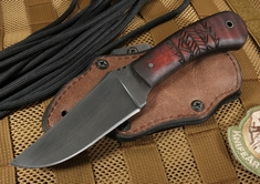 Winkler Blue Ridge Hunter - Caswell and Maple - Tribal - Leather