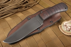 Winkler Field Knife - Maple - Caswell Finish