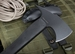 Winkler Knives II Combat Axe Black Caswell and Micarta