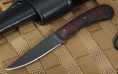 Winkler Knives Operator - Caswell Finish Maple Handle