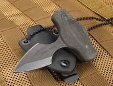 Winkler Knives Push Dagger - Caswell and Micarta