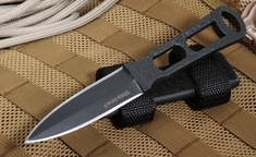 Winkler Defensive Dagger - Integral Construction - Black KG