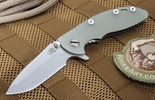 "Rick Hinder XM-18 3"" Translucent Spanto Flipper"