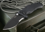 Zero Tolerance 0200ST Military Tactical Folding Knife - ZT 0200ST