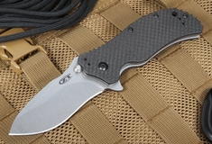 Zero Tolerance 0350 Carbon Fiber - Assisted - ZT 0350SWCF