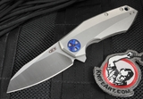 Zero Tolerance 0456 Flipper - CTS 204P Steel - Sinkevich Design