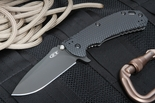 Zero Tolerance 0560BLK Black Blade Folding Knife