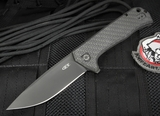 Zero Tolerance 0804CF Carbon Fiber CTS204P Steel - Rexford Design