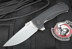 Zero Tolerance 0909 Flipper S35VN Steel - George Design