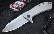 Zero Tolerance 0801 S110V Stainless Steel Limited Edition - Rexford Design