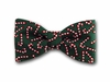 """Bow Tie """"Candy Cane"""""""