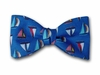 "Bow Tie ""Sailboats"""