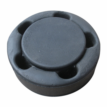A&R Hockey Puck with Foam Bumpers