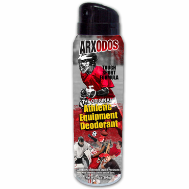 Arxodos Hockey Equipment Odor Spray - 14 Ounce
