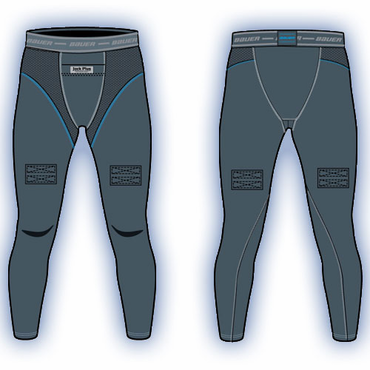 Bauer Core Compression Junior Hockey Jock Pants