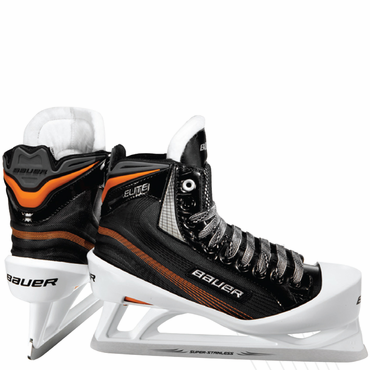 Bauer Elite Junior Ice Hockey Goalie Skates