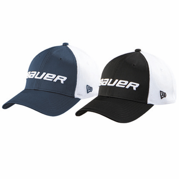 Bauer New Era 39Thirty Youth Mesh Hockey Hat