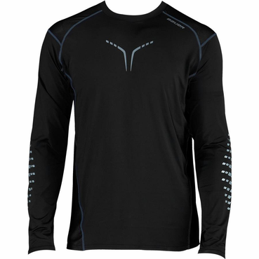 Bauer Premium Grip Youth Long Sleeve Hockey Shirt