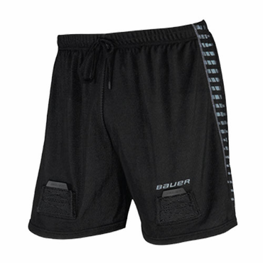 Bauer Premium Mesh Youth Hockey Jock Shorts