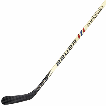 Bauer Supreme TotalONE NXG LE Vintage Senior Hockey Grip Stick - Red/White/Blue
