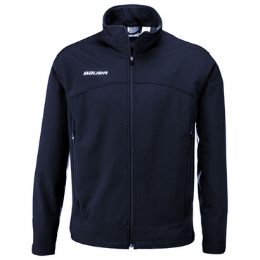 Bauer Team Soft Shell Senior Hockey Jacket