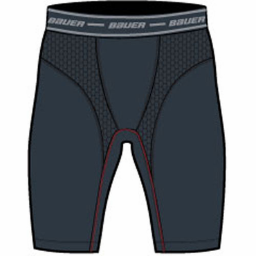 Bauer Vapor Core Senior Compression Hockey Shorts