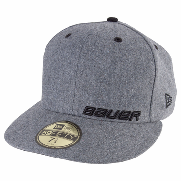 Bauer Vintage 59Fifty Oversized Logo Senior Hockey Hat