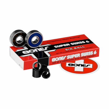 Bones Super Swiss 6 Inline Hockey Bearings