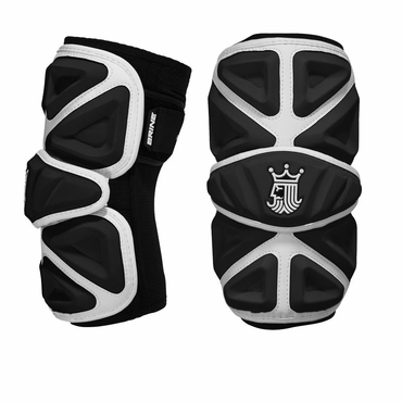 Brine King IV Senior Lacrosse Arm Pads