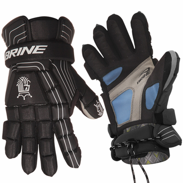 Brine King Superlight Lacrosse Goalie Gloves - Senior