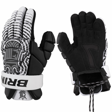 Brine Pulse Junior Lacrosse Gloves