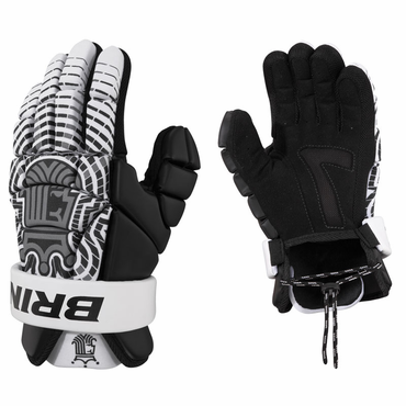 Brine Pulse Youth Lacrosse Gloves