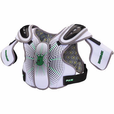 Brine Pulse Lacrosse Shoulder Pads - Adult
