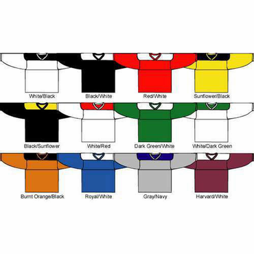 CCM 10100S Junior Hockey Practice Jersey (2 color)