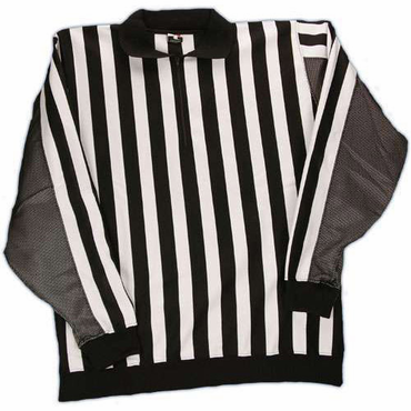 CCM 160 Pro Vented Hockey Referee Jersey w/Snaps