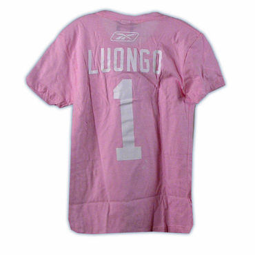 CCM 4962 Player Womens Short Sleeve Hockey Shirt - Florida Panthers - Luongo