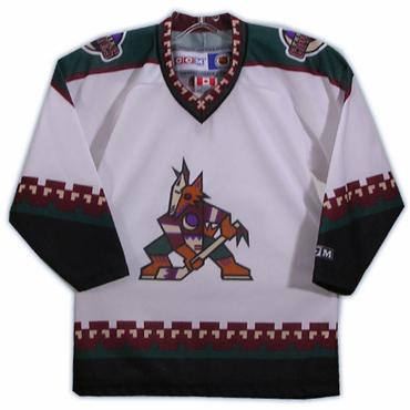 CCM 5200 Toddler Replica Hockey Jersey - Phoenix Coyotes