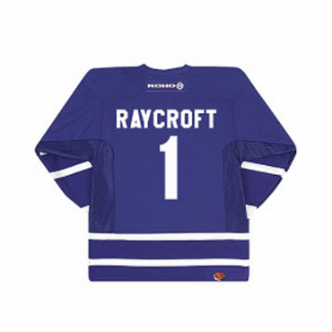 CCM 550 Replica Hockey Jersey - Toronto Maple Leafs - Raycroft