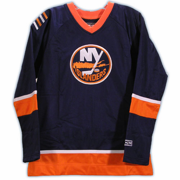 CCM 550 Womens Replica Hockey Jersey - New York Islanders
