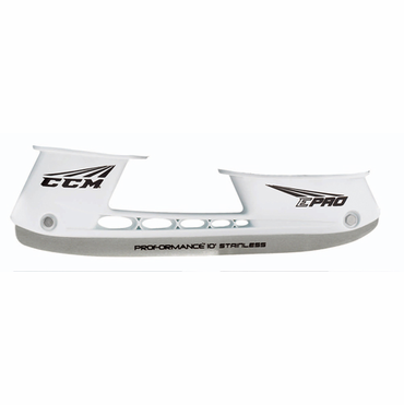 CCM E-PRO 10 Senior Ice Hockey Skate Stainless Steel Holder & Runner