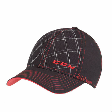 CCM Hossa Plaid Senior Hockey Hat